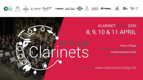 Clarinets on Stage