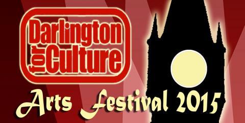 Darlington Arts Festival 2015