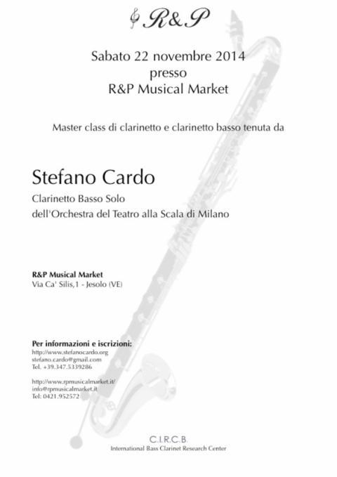 Master class - Jesolo - Venezia